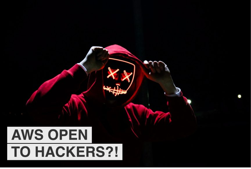can AWS be hacked?